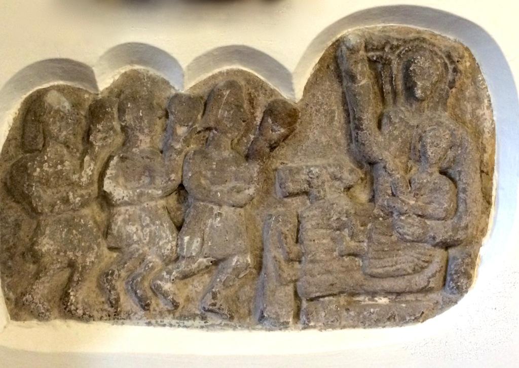 St. gregory magi in kilts